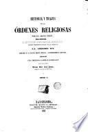 Historia y trajes de las Ordenes Religiosas, 3