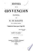 Historias de la Convencion nacional