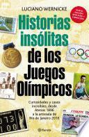 Historias insólitas de los juegos olímpicos