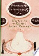 Historias y recetas de mi taberna