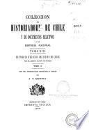 Historica Relacion del Reino de Chile