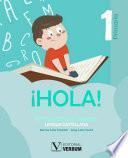 ¡HOLA!. 1 primaria