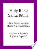 Holy Bible, Spanish and English Edition