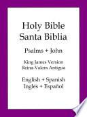 Holy Bible, Spanish and English Edition Lite
