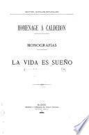 Homenage á Calderon