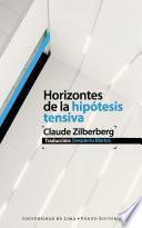 Horizontes de la hipótesis tensiva