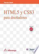 HTML5 y CSS3 - Para diseñadores