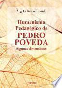 Humanismo pedagógico de Pedro Poveda