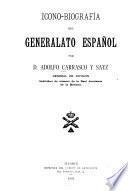 Icono-biografía del generalato español