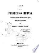 Idea de la perfeccion humana