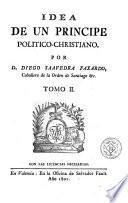 Idea de un principe politico-christiano, 2