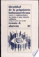 Identidad de la psiquiatría latinoamericana