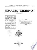 Ignacio Merino, 1817-1917
