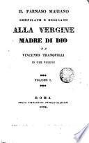 Il Parnaso Mariano, 3.1