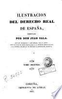 Ilustración del Derecho real de España, 2