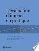 Impact Evaluation in Practice;La Evaluación de Impacto en la Práctica