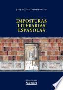 Imposturas literarias españolas