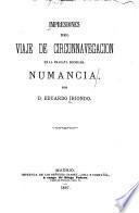 Impresiones del viaje de circunnavegación en la fragata blindada Numancia