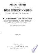 Indicador cordobés, ó sea Manual histórico-topogŕafico de la ciudad de Córdoba