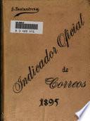 Indicador oficial de correos publicado con autorización de la Dirección General del Ramo