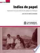 Indios de papel