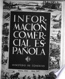Información comercial española