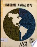Informe Anual 1972