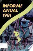 Informe Anual 1981