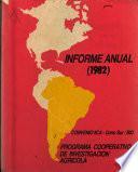 Informe Anual(1982)