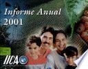Informe Anual 2001 IICA