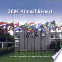 Informe Anual 2004 / 2004 Annual Report