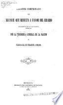 Informe comprobado del alcance que resulta á favor del erario con motivo de la liquidacion formada por la Tesorería general de la nacion al ferrocarril de Veracruz a Mexico