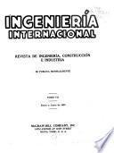 Ingeniería internacional