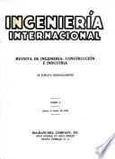 Ingeniería internacional