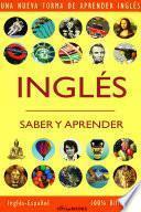 INGLÉS - SABER & APRENDER #1