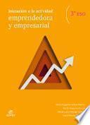 Iniciación a la actividad emprendedora y empresarial 3º ESO (2019)