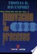 Innovación de procesos