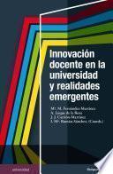 Innovación docente en la universidad y realidades emergentes
