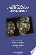 Innovación y emprendimiento en psicología