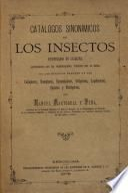 Insectos de Cataluña