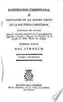 Institución christiana