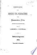 Instituciones de derecho civil nicaragüense