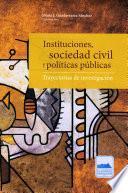 Instituciones, sociedad civil y políticas públicas