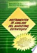 Instrumentos de análisis del marketing estratégico