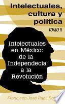 Intelectuales, cultura y política