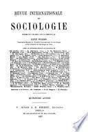 International review of sociology