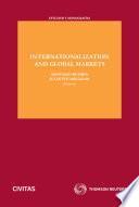 Internationalization and Global Markets