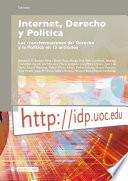 Internet, Derecho y Política