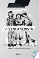 Intervención grupal en violencia sexista