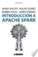 Introducción a Apache Spark